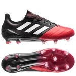adidas ACE 17.1 Cuir FG/AG Red Limit - Noir/Blanc/Rouge