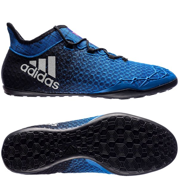 adidas X Tango 16.1 IN Blue Blast BlueWhiteCore Black