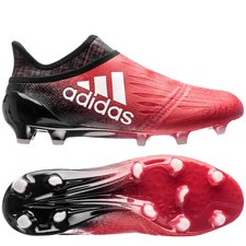 adidas X 16+ PureChaos FG/AG Red Limit - Red/White/Core Black