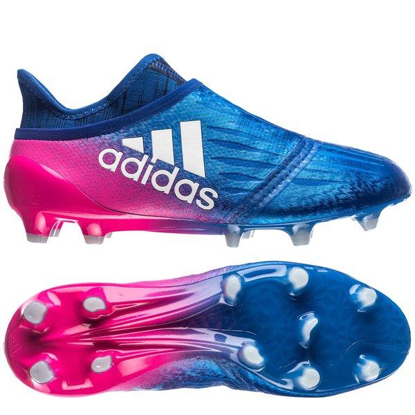 adidas x16 bleu