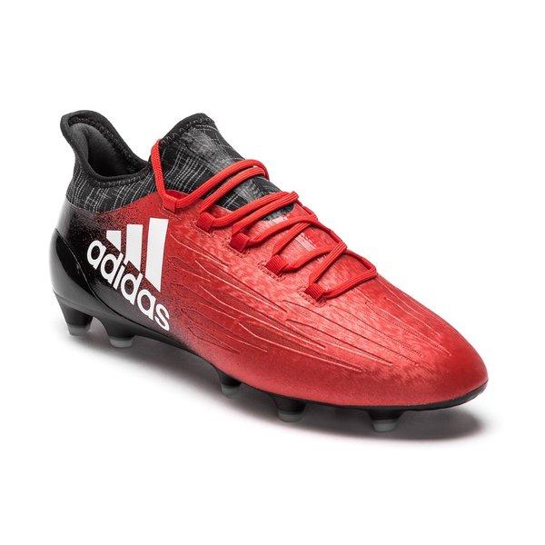 adidas x 16.1 ag red white core black