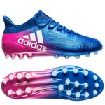 adidas X 16.1 AG Blue Blast - Blå/Hvid/Pink
