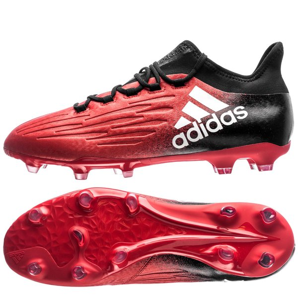 online retailer ef015 29023 adidas X 16.2 FG/AG Red Limit - Red/White/Core Black | www ...