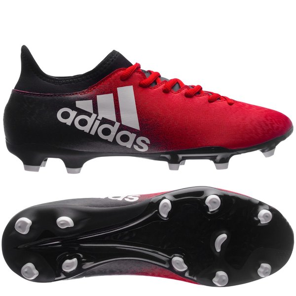 c1f51f10a270 adidas X 16.3 FG AG Red Limit - Red White Core Black
