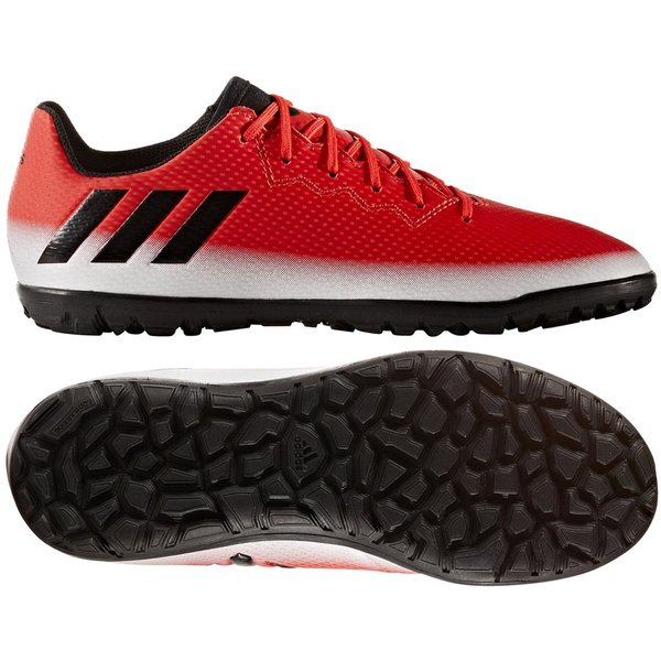 d73080e7 adidas Messi 16.3 TF Red Limit - Rød/Sort/Hvit Barn   www ...