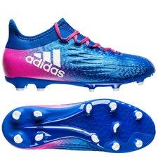 adidas X 16.1 Blue Blast Blå/Hvid/Pink Børn