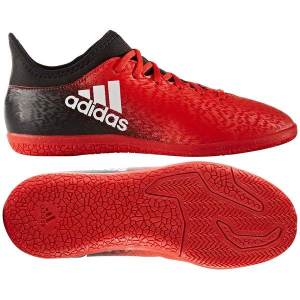 matriz tubo Abuelo  adidas X 16.3 IN Red Limit - Red/Feather White/Core Black Kids |  www.unisportstore.com