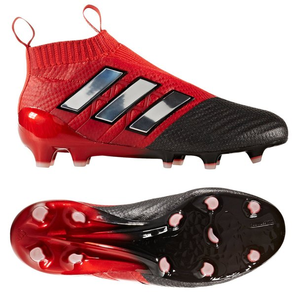 finest selection 471a8 7c4d8 adidas ACE 17+ PureControl FGAG Red Limit - RougeBlancNoir Enfant. Lire  plus à propos des produits. - chaussures de football image shadow