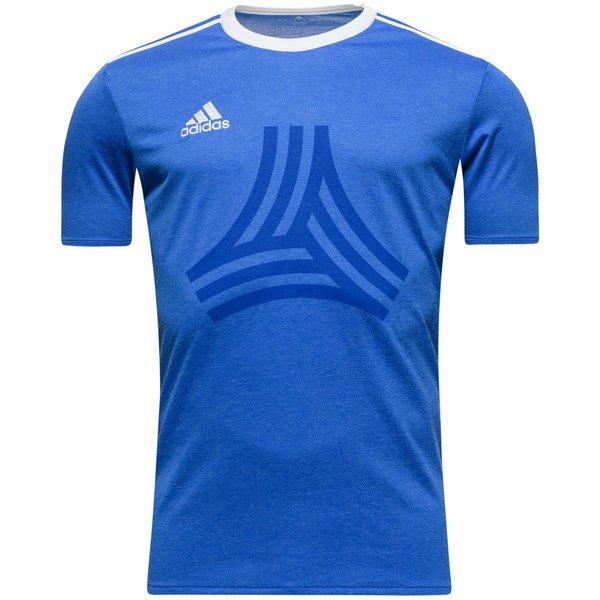 Blå Trenings T skjorte Herre | Adidas | T skjorter | Miinto.no