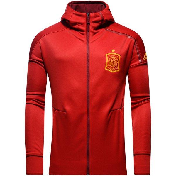 Espagne Veste à Capuche FZ Anthem Z.N.E. RougeJaune