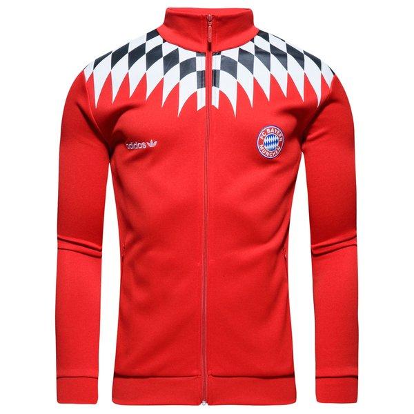Bayern München Trainingsjacke Originals Rot