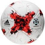 adidas Fodbold Ekstraklasa Kampbold - Hvid/Rød