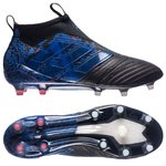 adidas ACE 17+ PureControl FG/AG Dragon - Schwarz/Blau LIMITED EDITION
