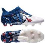 adidas X 16+ PureChaos FG/AG Dragon - Weiß/Rot/Blau LIMITED EDITION