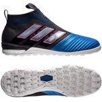 adidas ACE Tango 17+ PureControl IN Blue Blast - Core Black/Feather White/Blue
