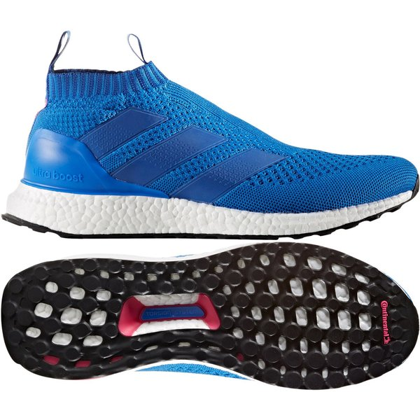 534a7036f16600 adidas ace 16+ purecontrol ultra boost blue blast - blue shock pink limited  edition ...