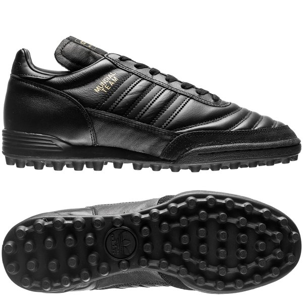 timeless design af27a b0aad adidas mundial team tf - core black limited edition - football boots ...