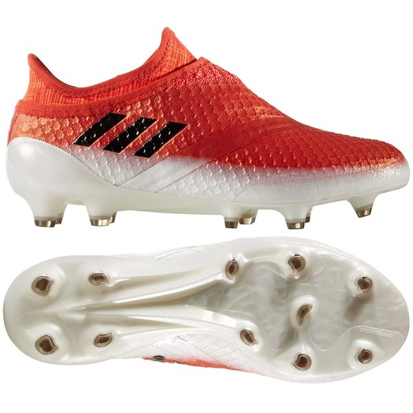 huge discount c81b0 5abab adidas Messi 16+ PureAgility FGAG Red Limit - RedCore BlackFeather White  Kids. Read more about the product. - football boots image shadow