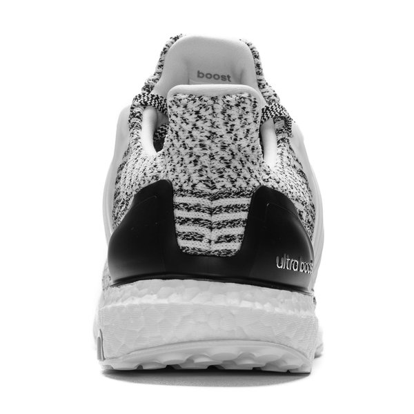 Adidas Mens Ultra Boost Oreo White Black Sports shoes