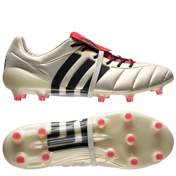 new arrival 7bd45 b6828 adidas predator mania fg champagne - off white core black red limited  edition ...
