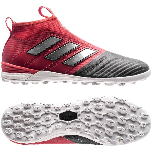 adidas ACE Tango 17+ PureControl Boost TF Red Limit Red