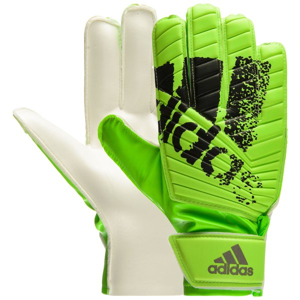 get cheap official site outlet store sale adidas Goalkeeper Gloves X Lite Turbocharge - Solar Green/Black ...