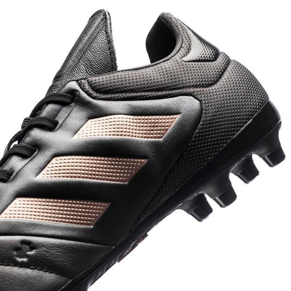 aaa4c98e117d adidas copa 17.3 fg ag turbocharge - core black copper metallic - football  boots