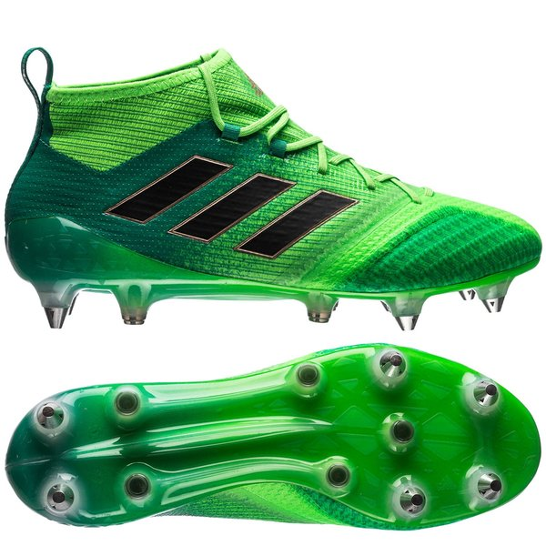competitive price 49112 bae61 adidas ACE 17.1 Primeknit SG Turbocharge - Solar Green/Core ...