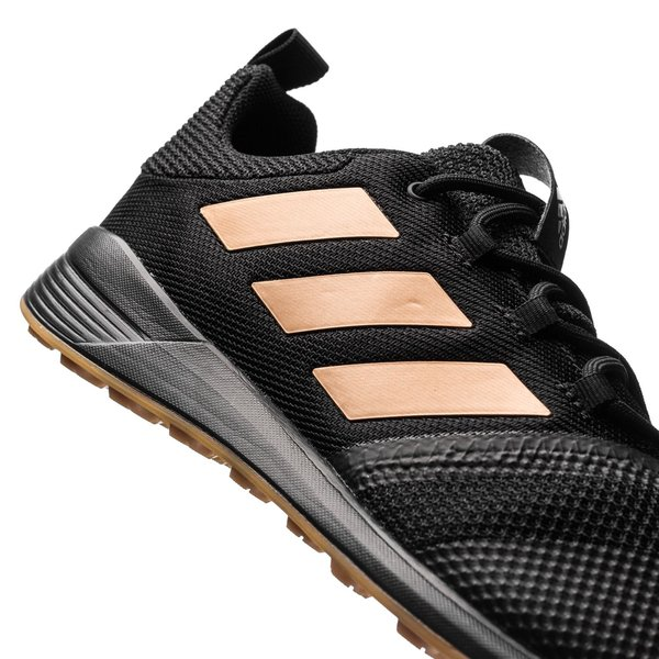 ... adidas ace tango 17.2 trainer street turbocharge - core black/copper  metallic - sneakers ...