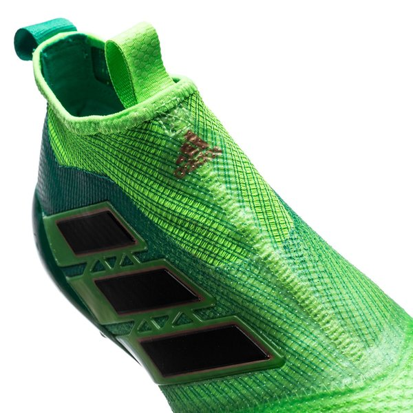 adidas ace 17+ purecontrol fg ag turbocharge groen zwart