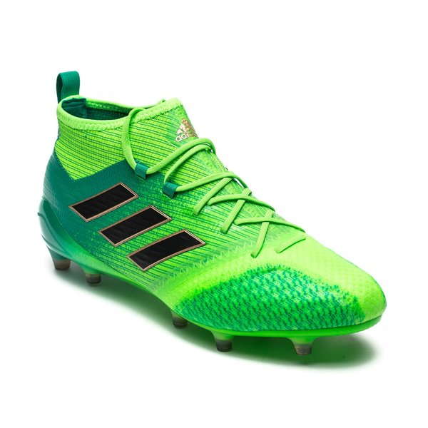 more photos 98292 d4f66 adidas ACE 17.1 Primeknit FG/AG Turbocharge - Solar Green ...
