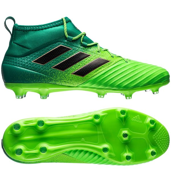 Adidas ACE primemesh FG / AG turbocharge solar verde / CORE negro