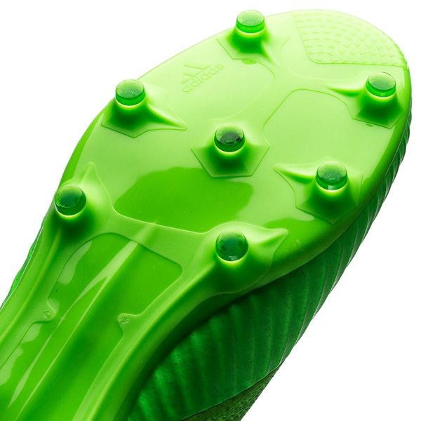 ... adidas ace 17.2 primemesh fg ag turbocharge - grön svart - fotbollsskor  ... 9c1528df3a826