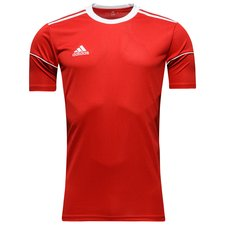 adidas Voetbalshirt Squad 17 - Rood/Wit