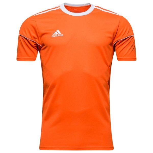 adidas Maillot Squad 17 OrangeBlanc