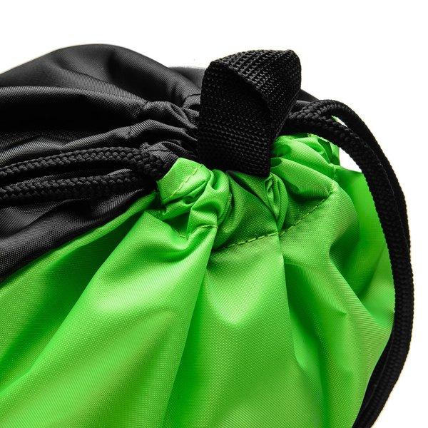 fb84c70d81c92 adidas turnbeutel ace 17.2 turbocharge - schwarz grün - taschen