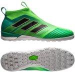adidas ACE Tango 17+ PureControl IN Turbocharge - Vert/Noir