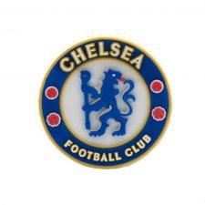 Chelsea Kylskåpsmagnet Logo 3D