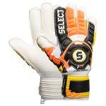 Select Keeperhanske 55 Xtra Force - Sort/Gul/Oransje
