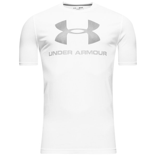 e144ea585 Under Armour T-Skjorte Sportstyle - Hvit
