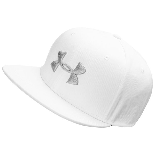 a817e033482 Under Armour Cap Elevate Update Snapback - White. Read more about the  product. - caps. - caps image shadow