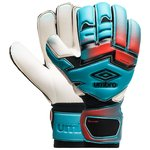 Umbro Goalkeeper Gloves Neo Pro DPS - Bluebird/Grenadine/Black