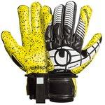 Uhlsport Goalkeeper Gloves Eliminator Supergrip Bionik - Lite Flue Yellow/Black/White