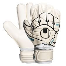Uhlsport Keepershandschoenen Comfort RF - Wit/Zwart/Turquoise