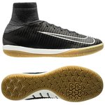 Nike MercurialX Proximo II Leder IC Tech Craft Pack 2.0 - Schwarz/Silber