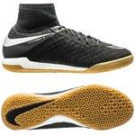 Nike HypervenomX Proximo Cuir IC Tech Craft Pack 2.0 - Noir/Argenté