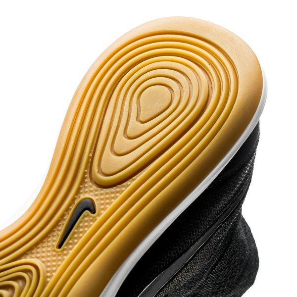 57b4c28fc Nike MagistaX Proximo II Leather IC Tech Craft Pack 2.0 - Black/Metallic  Silver