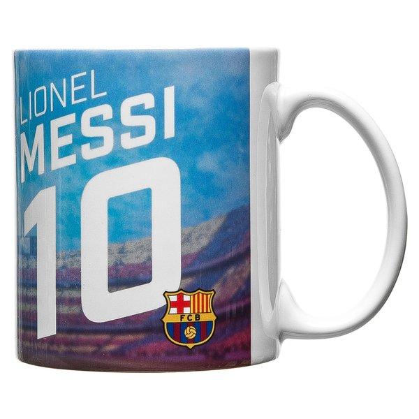 Barcelona mug messi for Mug barcelona