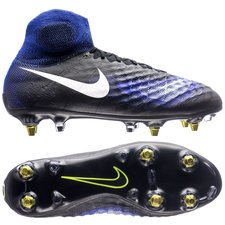 Nike Magista Obra II SG-PRO Anti-Clog Dark Lightning Pack - Black/White/Paramount Blue