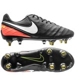 Nike Tiempo Legend 6 SG-PRO Anti-Clog Dark Lightning Pack - Sort/Hvid/Orange
